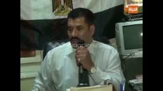 تكريم ابن سوهاج المستشارعبدالراضى لفوزه بالنقابة العامة بالقاهرة