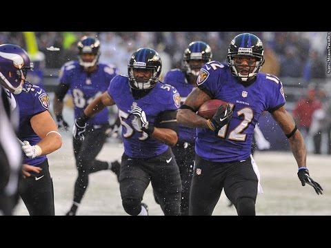 2013 Week 14   Vikings @ Ravens 2nd Half