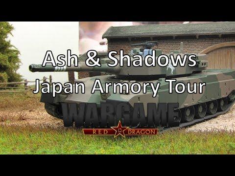 Wargame Red Dragon Ash And Shadows Installation