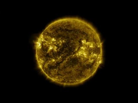 SDO's Sixth Year Viewing the Sun in Ultra HD | Video