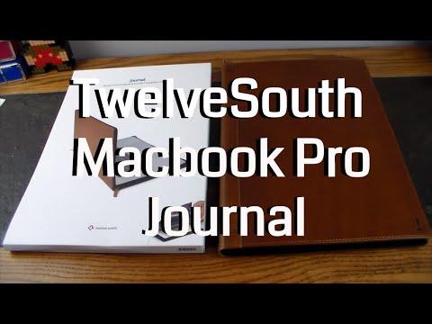 TwelveSouth Macbook Pro Journal Case is My New Favorite Macbook Pro Case