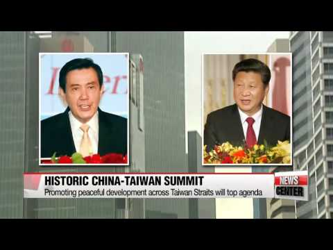 China and Taiwan to hold historic summit in Singapore on Saturday   중국-대만, 1949년