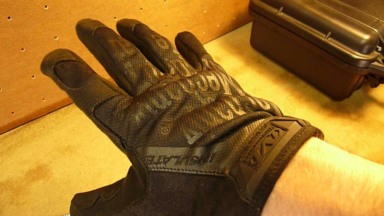 Mechanix Gloves Original Insulated Vs Fastfit Review