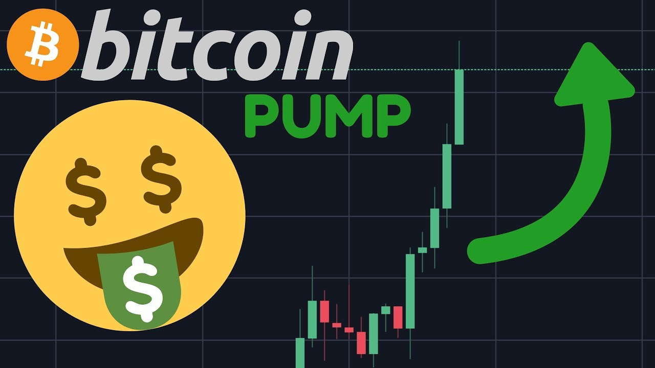 BITCOIN PUMP!!!!!!!!!!! BREAKING NEWS: FEDERAL RESERVE NEW STIMULUS PACKAGE!!!!
