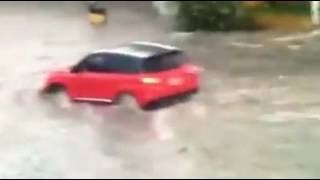 SUZUKI VITARA OFF ROAD WATER