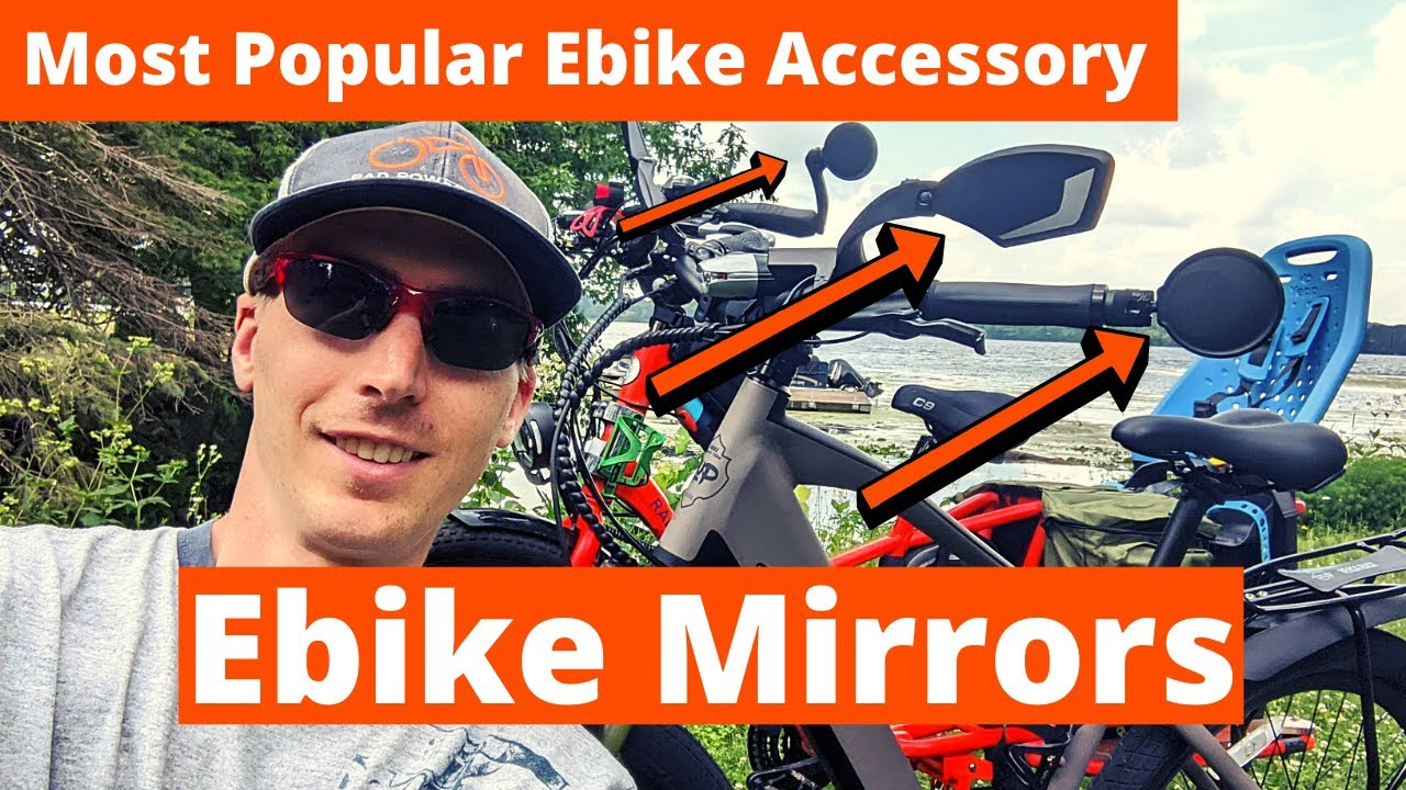 Hafny Ebike Mirror Review - A Must Have Accessory