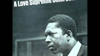 John Coltrane - A Love Supreme Pt. 1 Acknowledgement