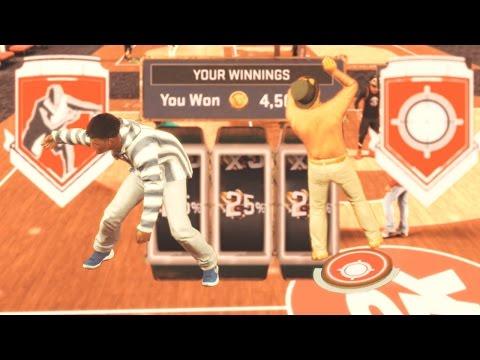 UNSTOPPABLE SHARPSHOOTER VS PLAYMAKER - NBA 2K17 ANTE-UP
