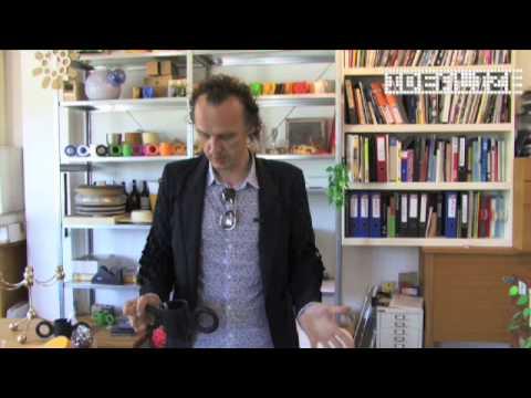 Ontwerper Richard Hutten over Rotterdam, de Domoor en zijn design