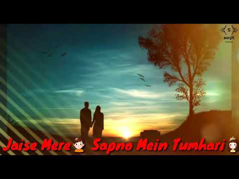 Chori chori chupke chupke | krish | whatsapp status hindi romantic | sanjit creations