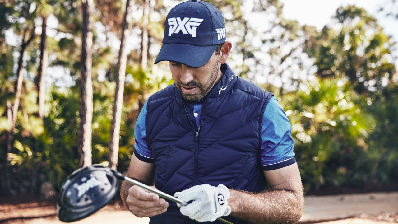"""KJUS athlete Charl Schwartzel  """"You can never master the game"""" - YouTube 320f4dae999"""
