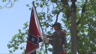 Alabama celebrates confederate memorial day