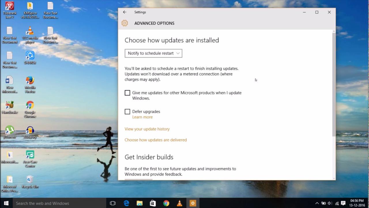 how to cancel restart windows 10
