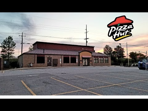 Abandoned Pizza Hut Wexford, Pa