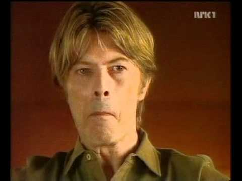 Bowie's Interview from Quart Festival Norway