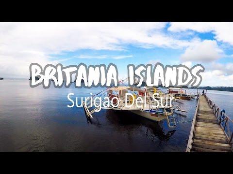 Britania Islands, Surigao Del Sur (quick look)