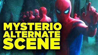 Spiderman Far From Home DELETED SCENES Explained! (Mysterio Scene)