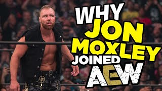 Why Jon Moxley Left WWE For AEW