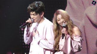 190217 I Color You 에릭남 (Eric Nam) - Perhaps Love(사랑인가요) with 에일리 (Ailee)