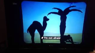 Superb performance by Attraction, shadow dancers in Britain