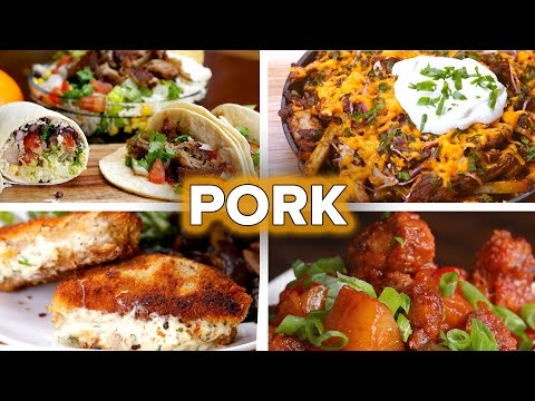 5 Delicious Pork Recipes