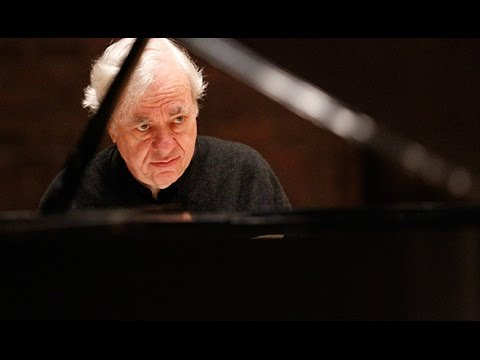 Richard Goode plays Bach