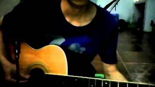 Đêm cô đơn - Nguyễn Nhất Huy - guitar cover by mrtrinhson
