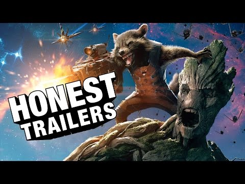 Thumbnail: Honest Trailers - Guardians of the Galaxy