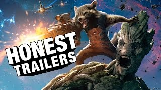 Honest Trailers - Guardians of the Galaxy thumbnail