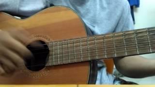 Đừng Lo Anh Đợi Mà (Mr.Siro) - Guitar Cover