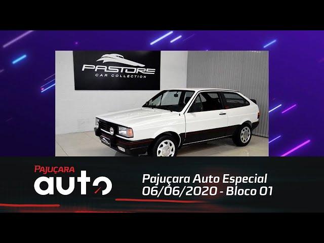 Pajuçara Auto Especial 06/06/2020 - Bloco 01