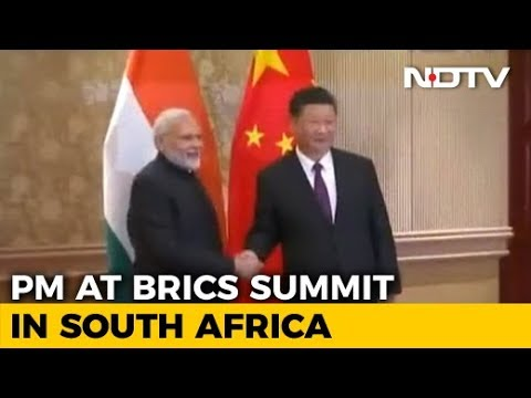 PM Modi Meets Chinese President Xi Jinping For Third Time In 4 Months