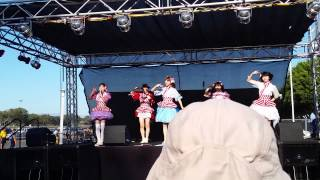 むすびズム Musubizm @ OC Japan Fair 082915.