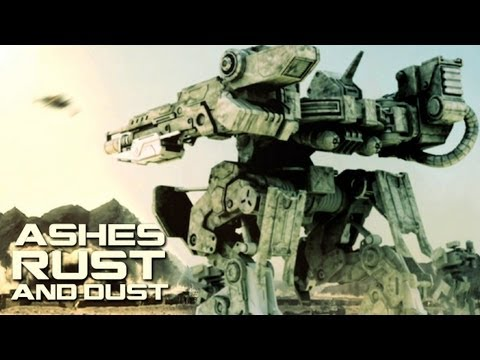 ARD Chapter 1:  Prologue (Ashes, Rust, And Dust Sci-fi Mech Web Series)
