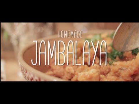 How To Make High Protein Homemade Jambalaya!