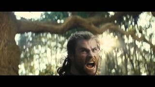 Белоснежка и охотник - (русский трейлер) HD