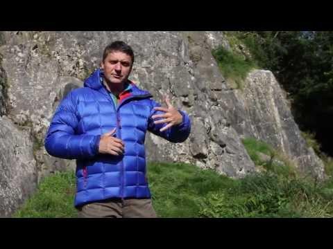 Berghaus Popena Hooded Hydrodown Jacke günstig kaufen