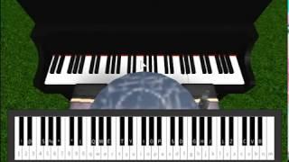 Roblox Piano #1 (Despacito) - Luis Fonsi
