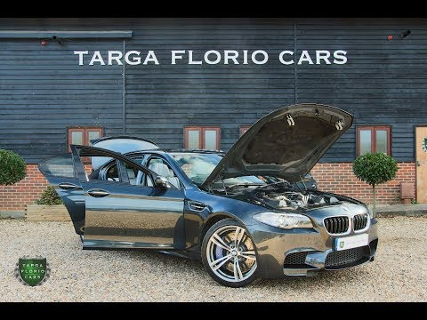 BMW M5 4.4 V8 TwinTurbo Competition Pack DCT Automatic in Singapore Grey 2015