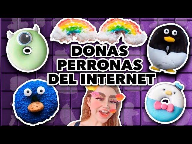 DONAS PERRONAS DEL INTERNET. EXPECTATIVA/REALIDAD