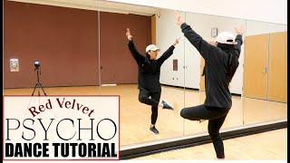 Download Red Velvet 레드벨벳 'Psycho' Lisa Rhee Dance Tutorial
