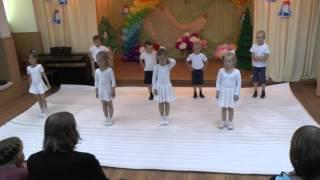 Открытый урок хореографии в Воскресной школе