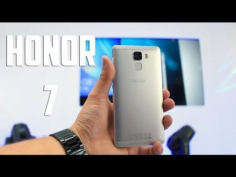 Honor 7, Primeras Impresiones