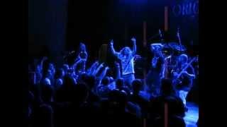 Origin - Implosion Of Eternity - Live @ Granada Theater, Lawrence, KS, 5/18/12