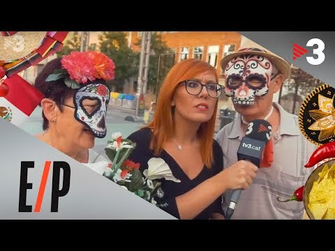 La cultura mexicana més típica que hi ha Hostafrancs