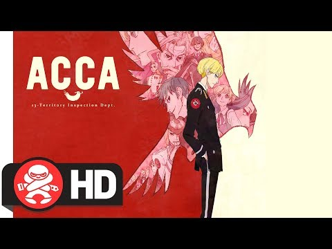 Acca - The Complete Series Is Available For Pre-Order Now