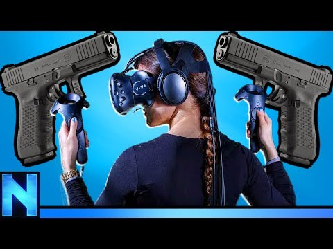 Top 10 VR Shooters (2018)