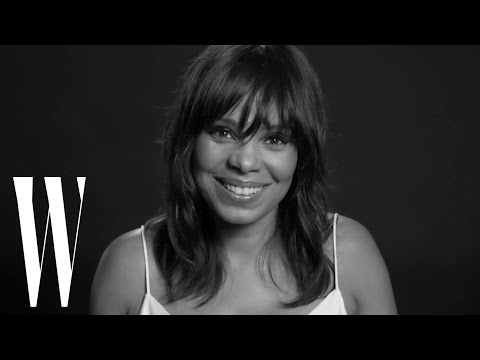Actress Sanaa Lathan On What It's Really Like to Do a Sex Scene | Screen Tests | W magazine