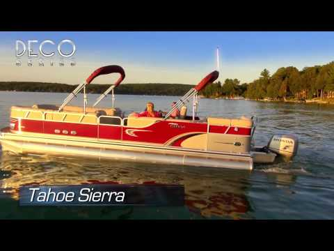 2013 Avalon Deco Series Pontoon Boats