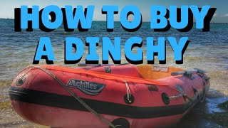 How to buy a dinghy - Sail Sarasota